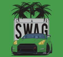 Car Swag - GTR Kids Tee