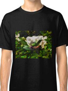Textured Nature Classic T-Shirt