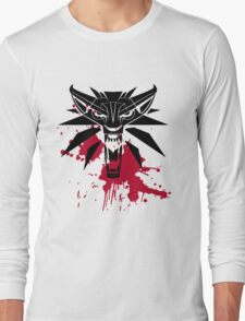 THE WITCHER Long Sleeve T-Shirt