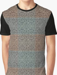 Old World Cross Patch Graphic T-Shirt