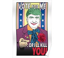 Donald doesn't like you! (Gotham Version) Poster