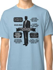 Chandler Bing Quotes. Friends. Classic T-Shirt