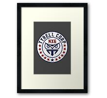 Tyrell Corporation - Nexus 6 Framed Print