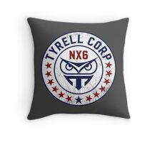 Tyrell Corporation - Nexus 6 Throw Pillow