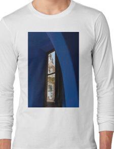 Elegant Antoni Gaudi - Inside and Outside Long Sleeve T-Shirt
