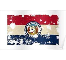 Missouri Splatter Poster
