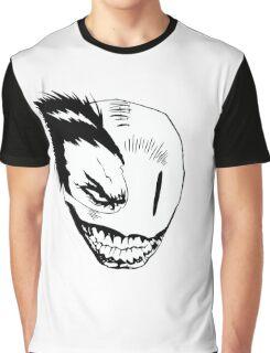 Psycho Smile alternate Graphic T-Shirt