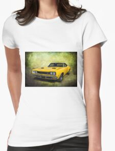 Super Bee Womens Fitted T-Shirt