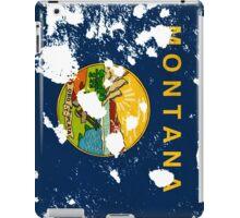 Montana Splatter iPad Case/Skin