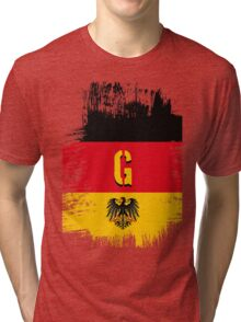 germany at it's best. Tri-blend T-Shirt
