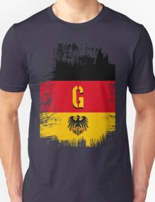germany at it's best. T-Shirt