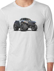 Cartoon Buggy Long Sleeve T-Shirt