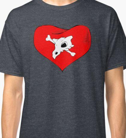 cubone loves mommy Classic T-Shirt