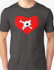 cubone loves mommy Unisex T-Shirt