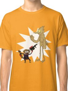 Rocket Rigby and Mordegroot Classic T-Shirt