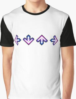 DDR: Arrows Graphic T-Shirt