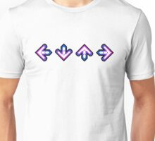 DDR: Arrows Unisex T-Shirt