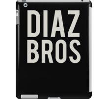 Diaz Brothers (MMA) iPad Case/Skin
