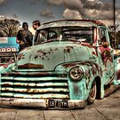 Rusty Chevrolet HDR by Vicki Spindler (VHS Photography)