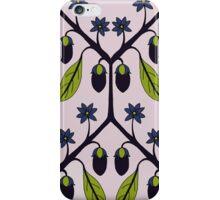 Aubergine iPhone Case/Skin