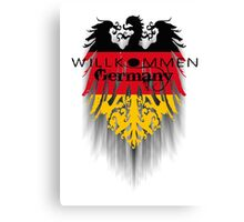 germany at it's best 2 Canvas Print