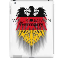 germany at it's best 2 iPad Case/Skin
