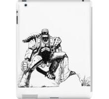 Davy Sprocket iPad Case/Skin