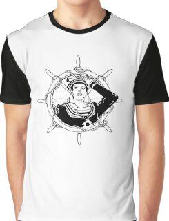 Jojo - Jo2uke Navigator (Variant 1, Black) Graphic T-Shirt