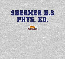 Weird Science - Sherman High School Physical Education Womens Fitted T-Shirt