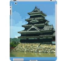 Your princess is definitely in this castle. iPad Case/Skin