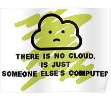 Cloud truth Poster