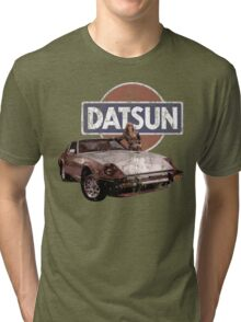 Vintage Datsun 280zx Tri-blend T-Shirt