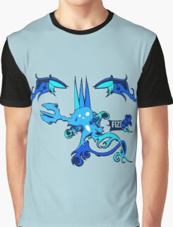 The tidal trickster Graphic T-Shirt