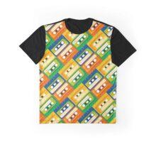 Color Cassettes Graphic T-Shirt