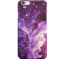 Purple Galaxy 2 iPhone Case/Skin
