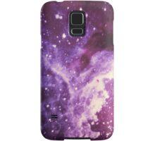 Purple Galaxy 2 Samsung Galaxy Case/Skin