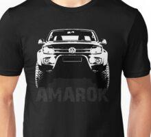 Volkswagen Amarok - Front view Unisex T-Shirt