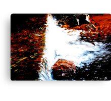 Slow Shutter Canvas Print