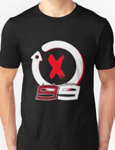Jorge Lorenzo, devil angel 99 logo Unisex T-Shirt