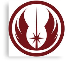 Jedi Order Symbol Canvas Print