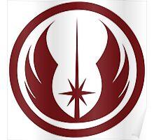 Jedi Order Symbol Poster
