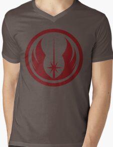 Jedi Order Symbol Mens V-Neck T-Shirt
