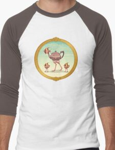 The Teapostrish Family Men's Baseball ¾ T-Shirt