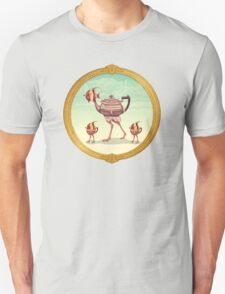 The Teapostrish Family Unisex T-Shirt