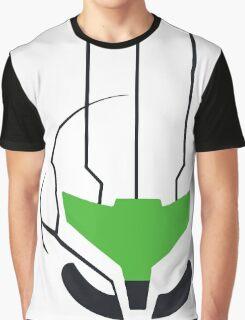 Samus Helmet Graphic T-Shirt