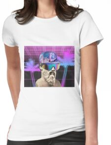 Pythagorean Swag  Womens Fitted T-Shirt