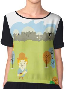 Story book Chiffon Top