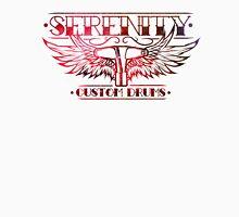 Serenity Logo - Red Nebula Unisex T-Shirt