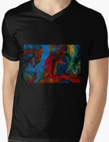 2016_GITCHADK_MALERI_PRINT_1_18 Mens V-Neck T-Shirt