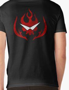gurren lagann- Team Dai-Gurren symbol Mens V-Neck T-Shirt